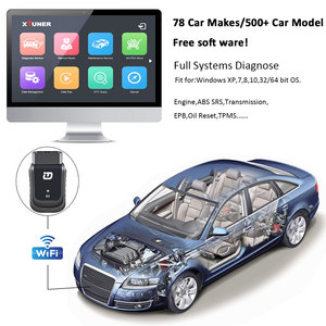 Image 5 - XTUNER E3 V10.7 Scanner OBD2 WiFi Full Systems Diagnostic Tool Auto Scanner for Diag/EXP/Main Service Battery DPF Reset