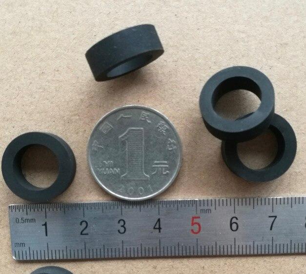 Winkelen Voor Goedkoop 5 Stuks/partij Inner D: 12mm Buitenste D: 17.6mm Hoogte: 6mm Lederen Wiel Schort Rubber Mouwen Kussen Mouw Ring