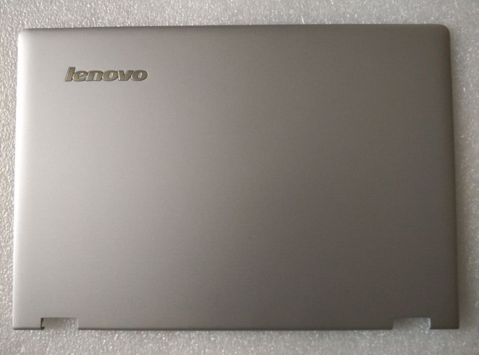 все цены на New/Orig Lenovo Ideapad Yoga 2 13 Top Lcd rear cover back   Yoga2 13Laptop Replace Cover AM138000100 silver онлайн