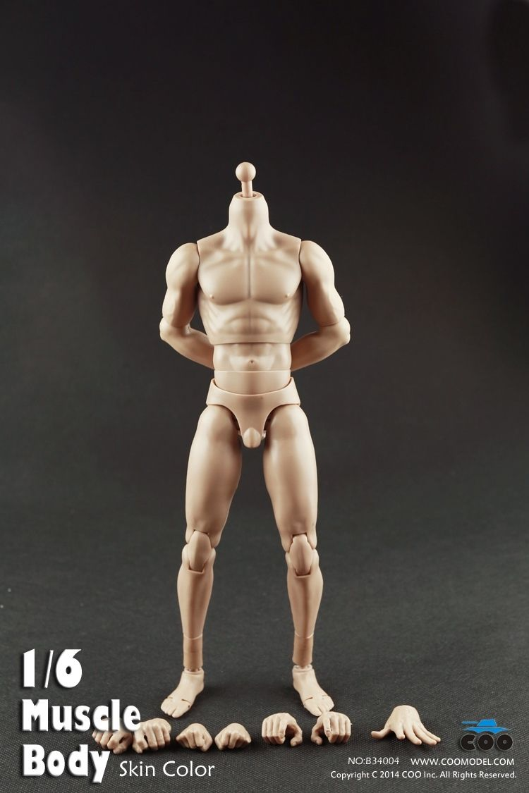 naakt mannen model
