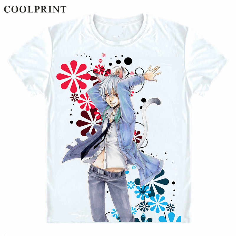 Japan Anime Mirai Nikki Cosplay 100/% Cotton short sleeves T-shirt free shipping