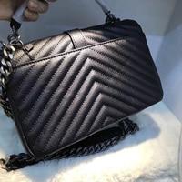 Luxury Handbags women bags designer High Quality 2018 Shoulder Bag of Women Premium famous brands Female