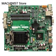 03T8194 03T7347 для lenovo M72E M92P M4350Q IH61I настольная материнская плата LGA1155 DDR3 H61 03T8194 03T7347