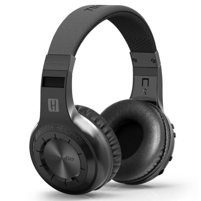 Bluedio H Mejor Potente Bass Auriculares Estéreo de Auriculares Bluetooth Inalámbrico Subwoofer Auriculares fones de ouvido