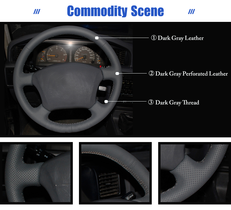 for Toyota Tacoma steering wheel cover