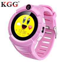Q360 Kids Smart Watch with Camera GPS WIFI Location Child smartwatch SOS Anti-Lost Monitor Tracker baby WristWatch(China)