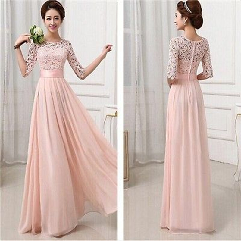 Punch maxi dress