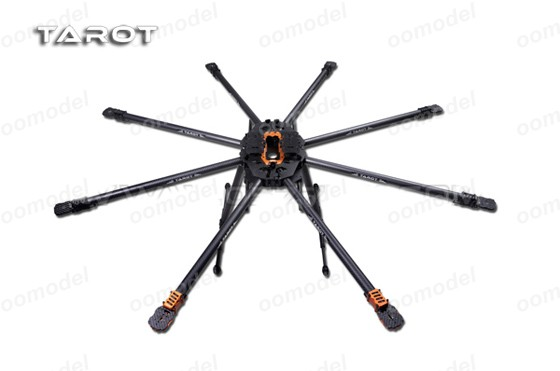 Tarot T15 Folding Full Carbon Fiber 8 axis Quadcopter FPV Drone TL15T00 Track Shipping