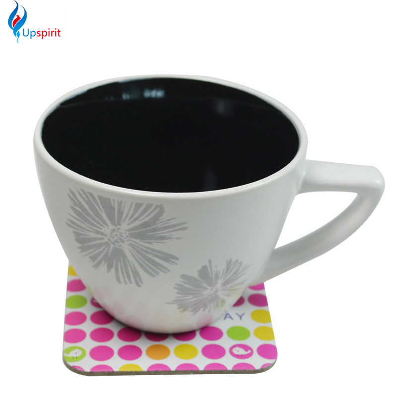 Fashion Cute design <font><b>Cup</b></font> Mat Rubber <font><b>Drinking</b></font> <font><b>Coasters</b></font> <font><b>Square</b></font> <font><b>Cartoon</b></font> Coffee Table <font><b>Cup</b></font> Mats Pad Table Decor Kitchen Accessories