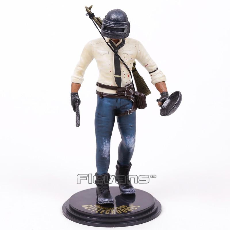 4pcs//set PUBG Playerunknown/'s Battleground Cute Mini PVC Figure New In Box