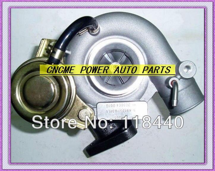 Турбокомпрессор водяного охлаждения TF035 49135-03101 49135-03100 49135-03110 для Mitsubishi Pajero Shogun Challanger Delica 4M40 2.8L