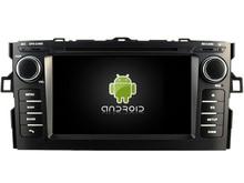 OTOJETA Android 8.0 car DVD octa Core 4GB RAM 32GB rom with IPS screen multimedia player for TOYOTA AURIS Car NAVI stereo radio