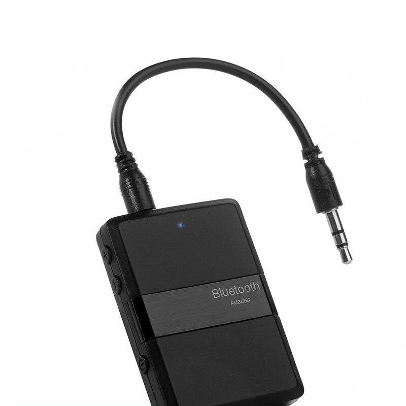 2 en 1 Bluetooth Transmetteur Bluetooth Récepteur de Musique Stéréo Audio 3.5mm jack Sans Fil Adaptateur pour Tablet PC TV Haut-Parleur APTX
