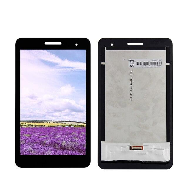 Хорошее качество для 7,0 дюймов huawei Mediapad T1-701 T1-701U планшет сенсорный экран ЖК-дисплей в сборе с бесплатными инструментами