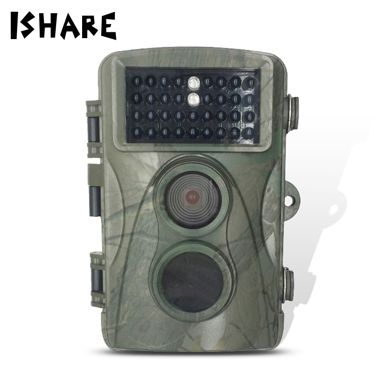 H-881 IP56 Waterproof Scouting Hunting Detection Trail Camera Trap Wildlife IR Infrared LED Video Recorder Night Vision Cameras hunting camera 940nm 12mp photo traps infrared night vision motion detection outdoor wildlife trail cameras trap no lcd screen