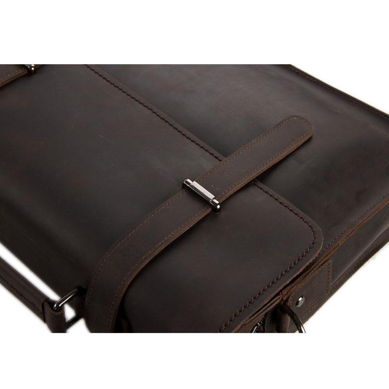 para laptop de 6148 Material Principal : Couro Genuíno
