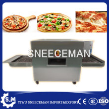 Commercial Bakery Equipment Gas Industrial Bread Baking Pizza Oven Conveyor Pizza Oven Automatic Pizza Making Machine