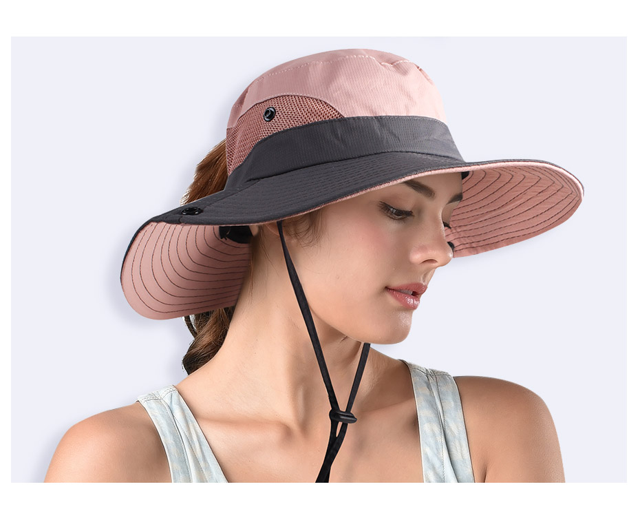 Outdoor UV Protection Hat