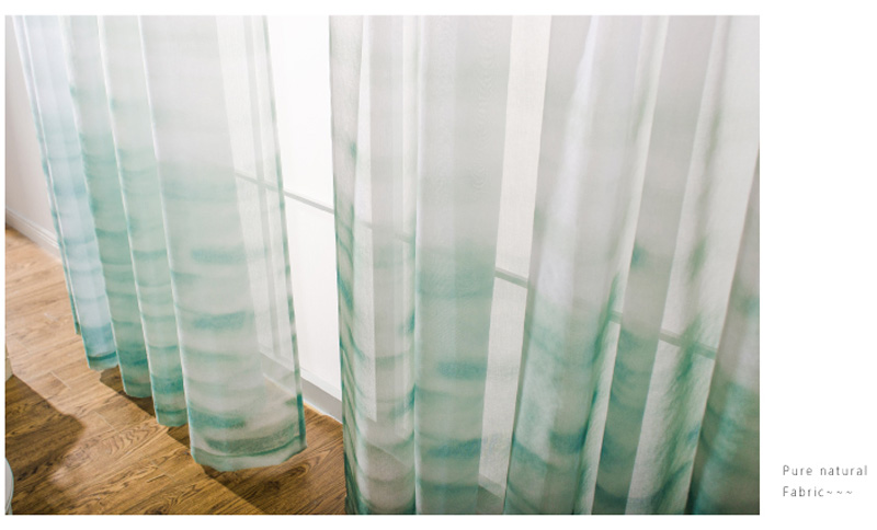 Retro Vliegengordijn Plastic.Detail Feedback Questions About Tiyana Nordic Green Sheer Tulle