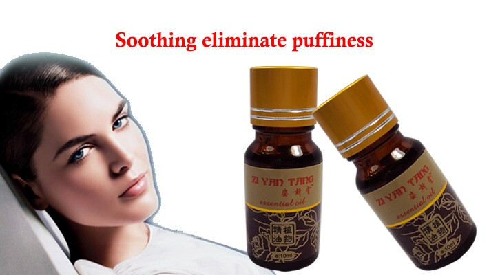 Soothing Eyes Essential Oil for Relieve Tired Eyes and Dark Circles Eye Care Massage Oil 10ml 11