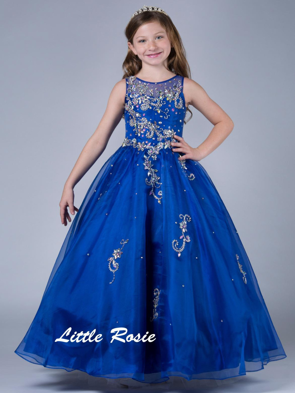 Blue Ball Gowns for Girls – fashion dresses
