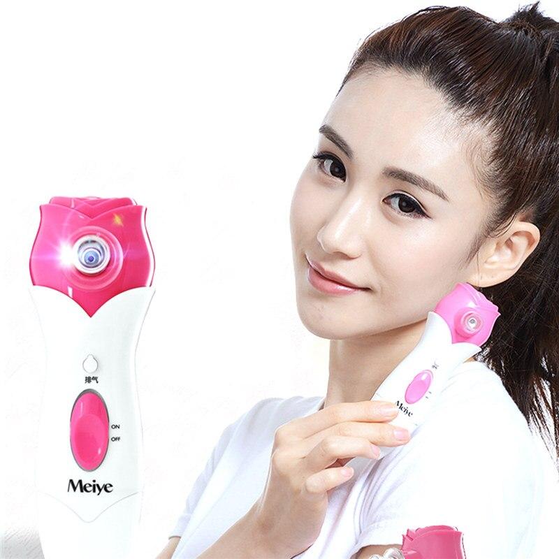 MEIYE Facial Cleansing Instrument pore cleanser acne behandling Electric Face Massager Hudpleje Beauty Cleansing værktøjer
