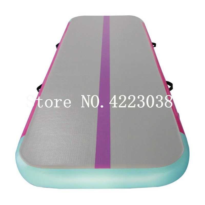 Tumble Track for Home 3x1x0.2m Air Track Tumbling Inflatable Airtrack for Yoga, Cheerleading, Beach, Park Free ShippingTumble Track for Home 3x1x0.2m Air Track Tumbling Inflatable Airtrack for Yoga, Cheerleading, Beach, Park Free Shipping
