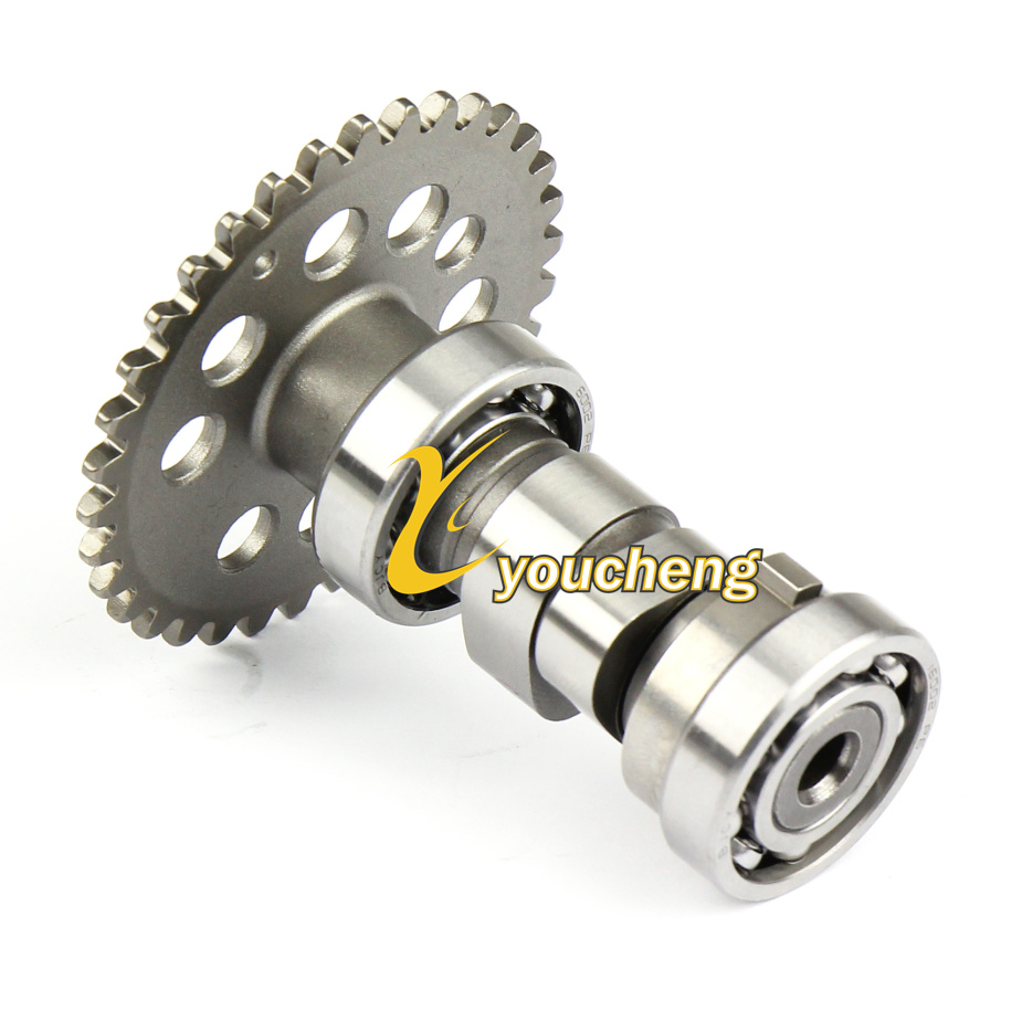 Rhegene 50cc Performance Camshaft For GY6 50CC 139QMB 139QMA Scooter Moped Parts