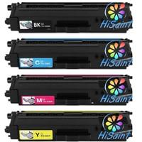 4Pcs 1 set  TN336 High Yield Toner Cartridge For Brother 336 HL-L8250CDN HL-L8350CDW HL-L8350 Laser Printer