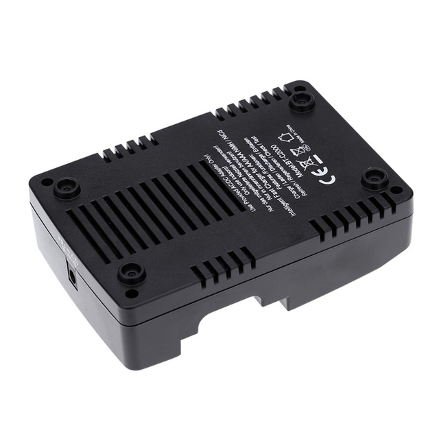 OPUS BT-C2000 Battery Charger for Digital LCD Display NiMH Rechargeable AA AAA 10440 Intelligent BT – C2000 Batteries Charger