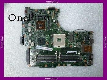 N53JG motherboard support i7 fit for N53JG REV 2.2 laptop motherboard 1GB DDR3 4 ram slot fully tested working