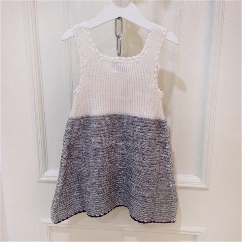 Hot sale Cotton Girl Dress Summer Vest Dresses For Girls Lolita Style Children Casual Clothing Kids Clothes Baby Girl Clothing girls floral summer dresses baby clothing girl dress print sundress children cotton clothes flower dresses sleeveless dress 4 14