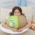 1 Peça de Fruta Kiwi Melancia Em Forma de Bola Brinquedos De Pelúcia Quentes Simulação Brinquedos Travesseiro Para Dormir Travesseiros Almofada Brinquedo de Pelúcia