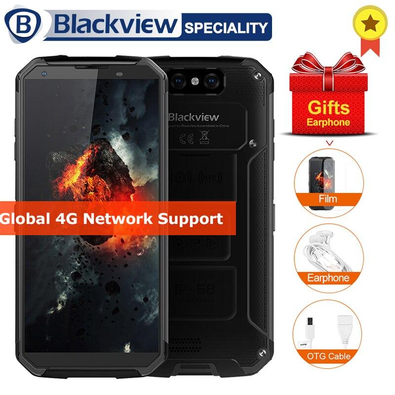 Blackview BV9500 MT6763T Octa Core de Smartphones 5.7