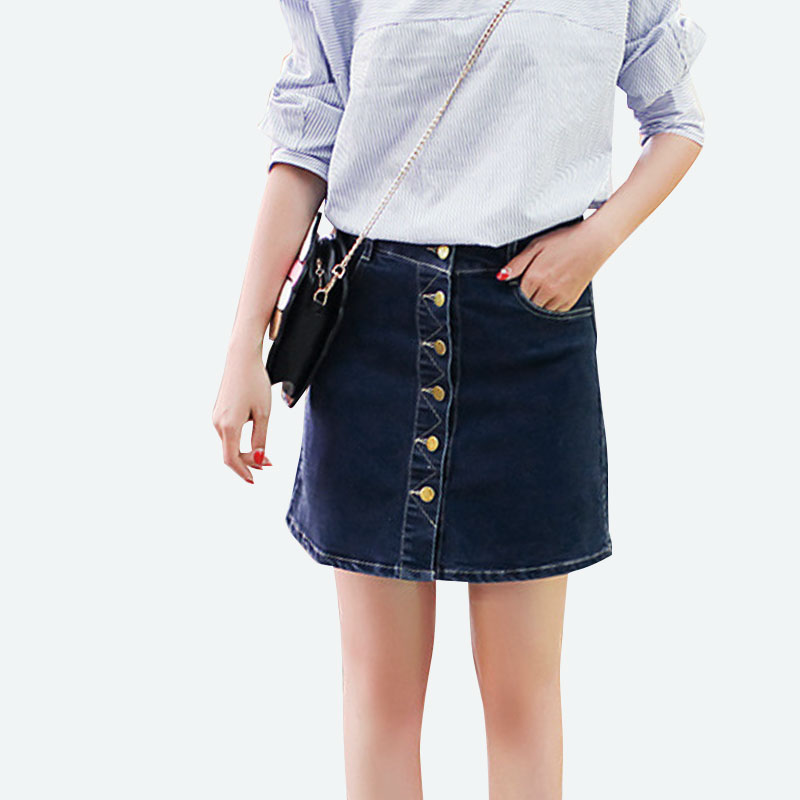 Online Buy Wholesale jeans skirt short from China jeans skirt ...