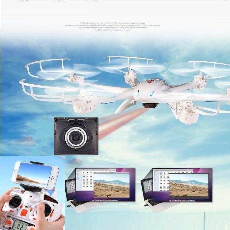 MJX Dron X600 2.4G RC Zangão Helicóptero Do Rc 6-axis Hexa helicóptero Câmera Pode Adicionar C4005 (FPV) Mais poderoso Do Que o Quadcopter
