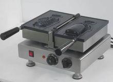 Бесплатная доставка ~ Электрический 110 V 220 V 110 В большая рыба мороженое Taiyaki производитель рыба вафель машина