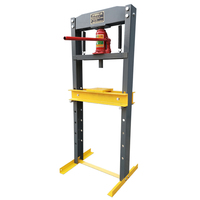 20T with jack Hydraulic shop press for auto truck car repairing hydraulic tool