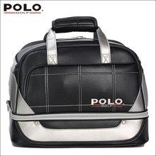 Фирменное поло. Гольф одежда сумка обувь Сумка для хранения одежды мешок путешествия Сумка, Анти-трения ПУ нейлон высокой плотности