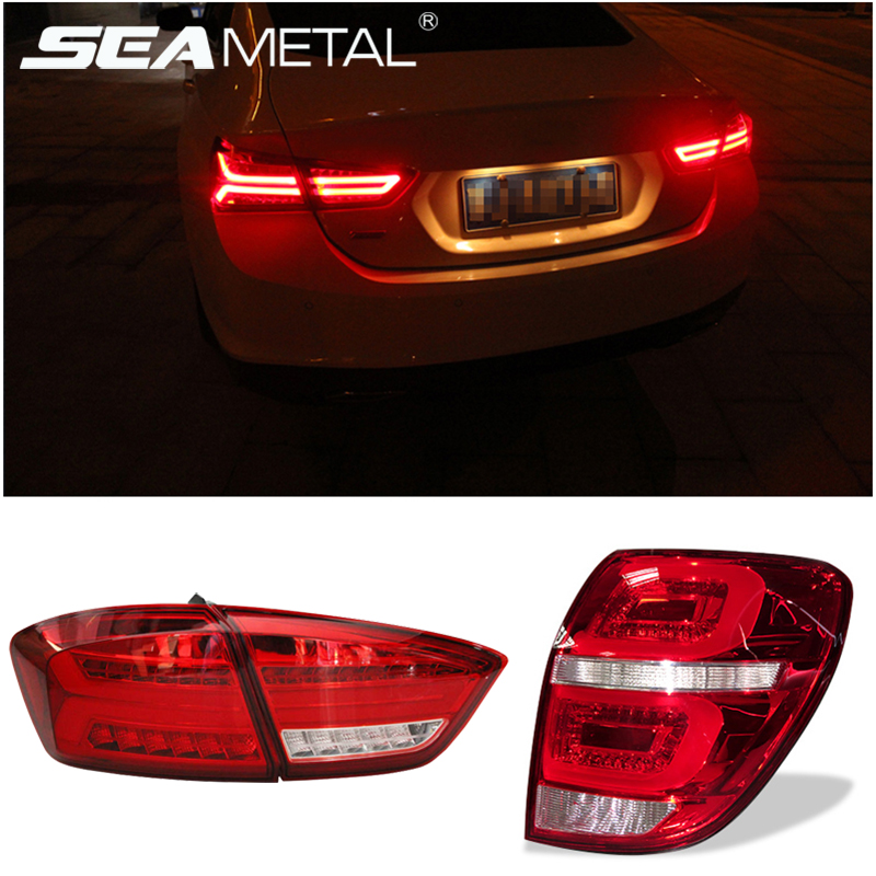 Car Tail Lights For Chevrolet Cruze 2 2017 2018 For Malibu