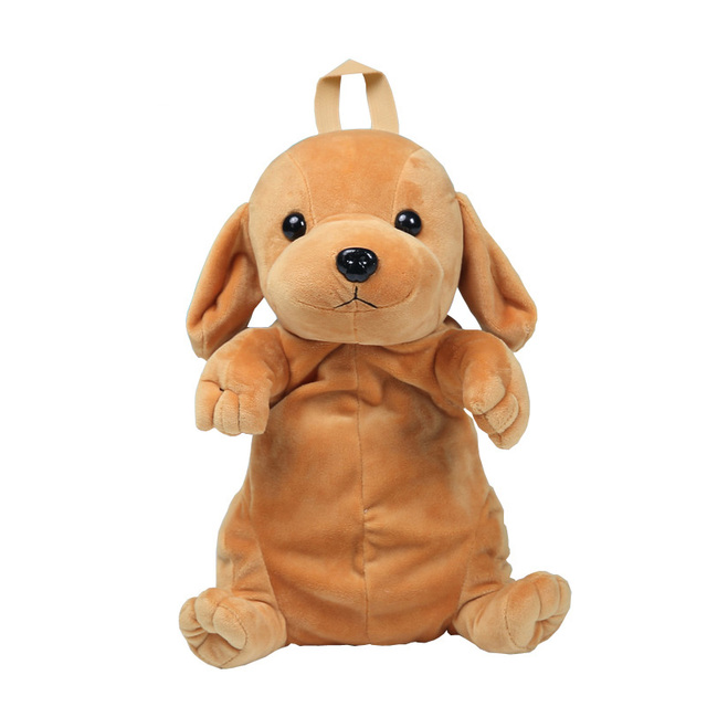 Cute Anti-lost Baby Kids Plush Backpack Toy Mini School Bag Children s Gift  Kindergarten Boy Girl Student Bags Lovely Mochila 8188b9ea0e590