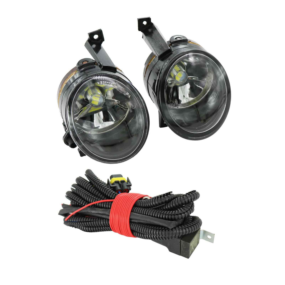 New 1t0 941 700c Right Front Fog Lamp Driving Light For Vw Wiring Harness Compass Car Led Polo Vento Sedan Saloon 2011 2012 2013 2014 2015 2016