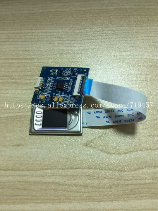 FREE SHIPPING TCS2SS Semiconductor fingerprint sensor Fingerprint acquisition chip ...