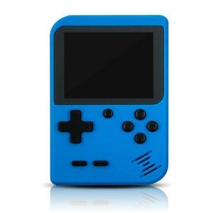 Image 2 - Classic mini game machine 400 retro game console nostalgic handheld game console childrens game console