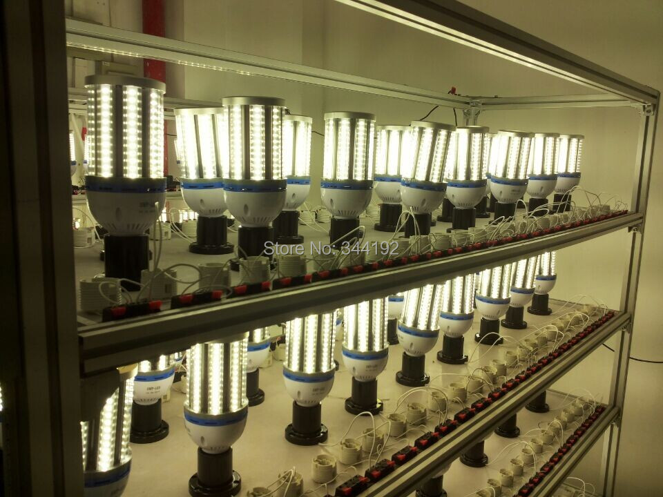 Costo di Trasporto libero 120 w LED Del Cereale Della Lampada Bianco/Bianco Caldo Risparmio energetico luce di via ha condotto la luce giardino utilizzato per SMD 5730 - 6