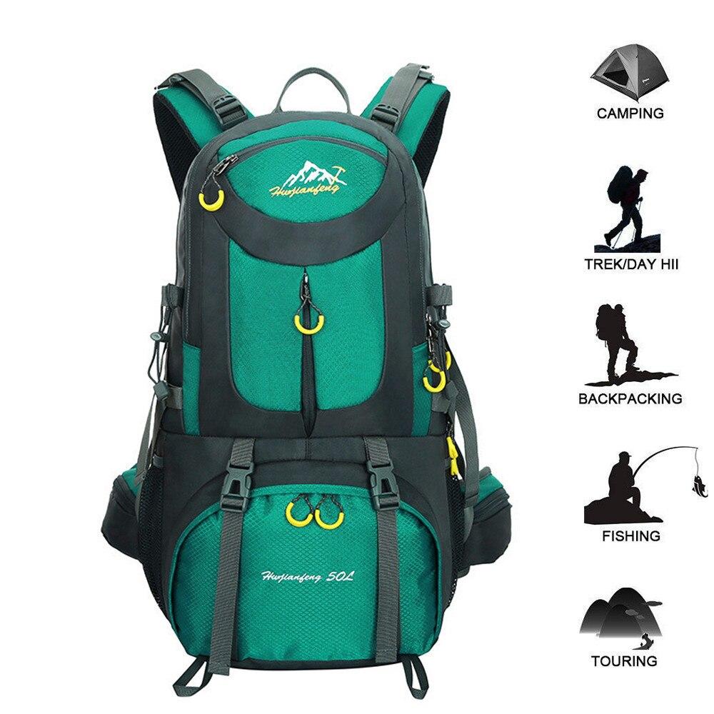 Hiking-Backpack Mountaineering-Bags Sport-Bag Trekking Climbing Waterproof Outdoor Women