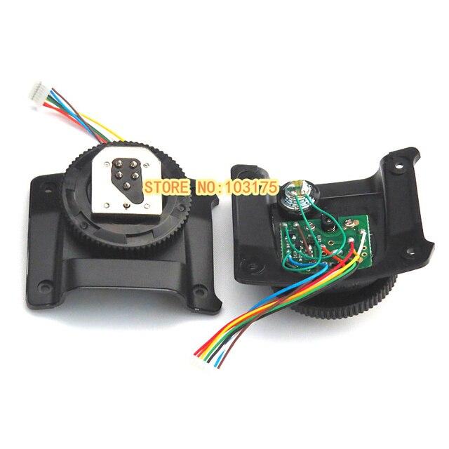 Nouveau support de montage de pied de chaussure chaude en métal Flash pour Yongnuo YN-568ex YN568EX pièce de réparation Version Canon