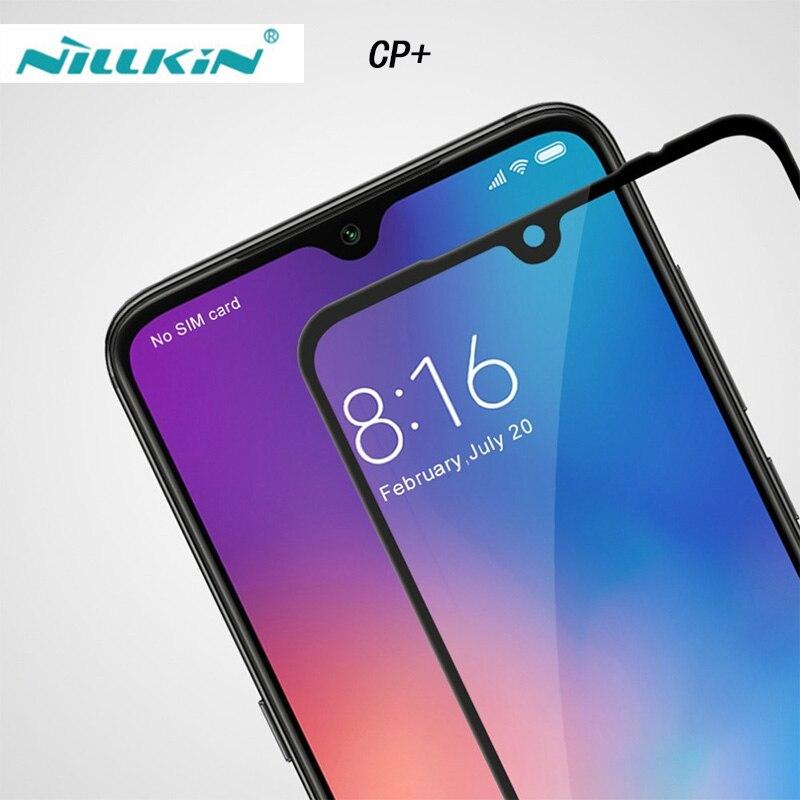 Nillkin Tempered Glass For Xiaomi Mi 9 SE Mi9 Explore CP+ 2.5D Full Coverage Protective Screen Protector Xiaomi Mi 9 Glass
