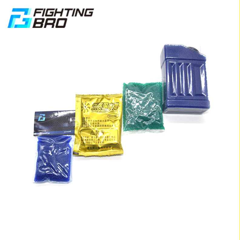 FightingBro Gel Ball 7mm 8mm Jinming8 Jinming9 Gel Blaster BD556
