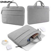 UNIDOPRO 11 6 12 13 13 3 14 15 Laptop Sleeve Handbag For Macbook Air 13